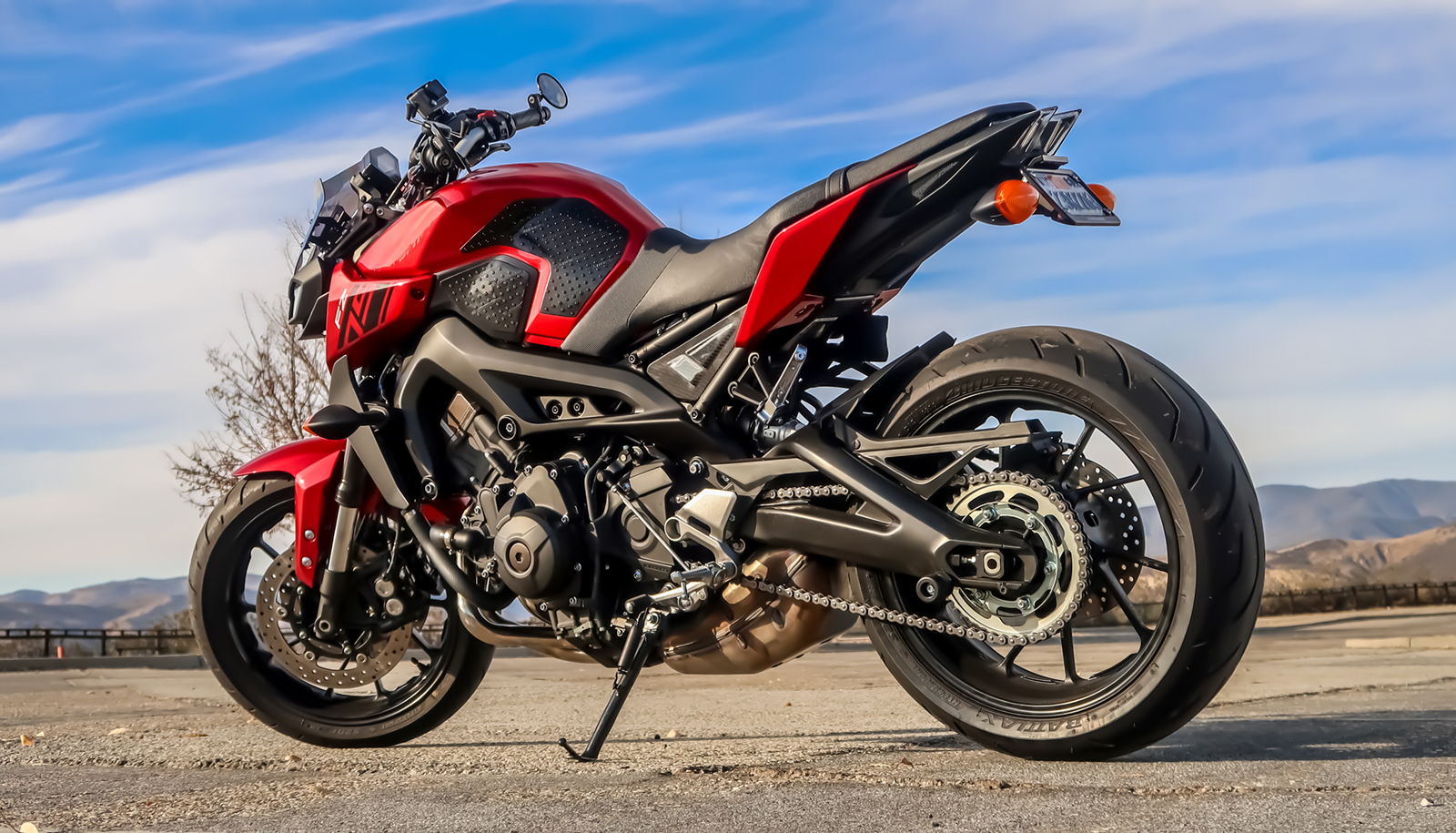 Yamaha 2017 RD350 R5 Without Scratch – Adifier